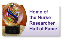 Home of the Nurse Researcher Hall of Fame